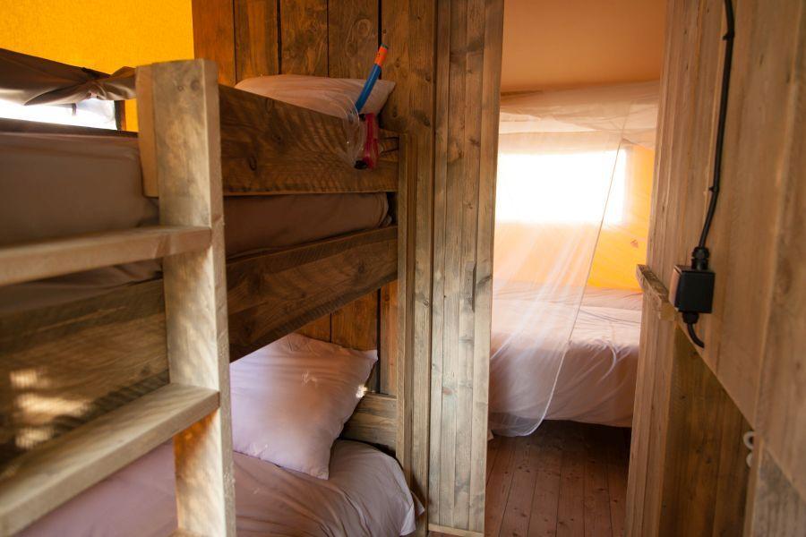 5Camping Senia Riu Habitacion Glamping Cottage-Glamping con niños