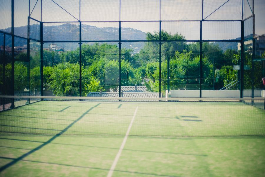 Camping Caballo de Mar Padel court Camping with padel court